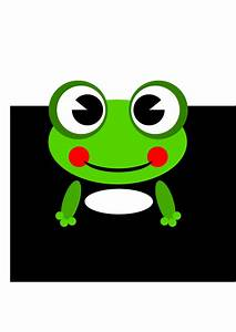 Cute Frog Clipart - Cliparts.co