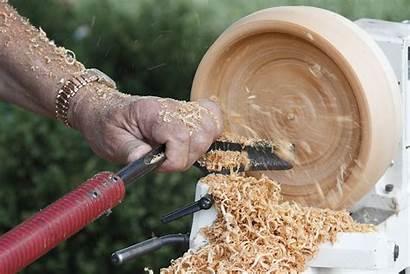 Lathe Turning Bowl Wooden Woodworking Basics Wood