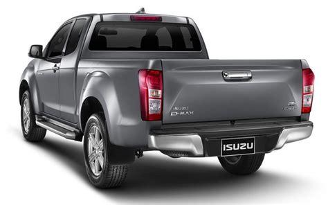 l isuzu isuzu d max facelift thailand gets new 150 hp 1 9 ddi