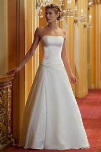 a line wedding dress naf dresses With a line wedding gowns