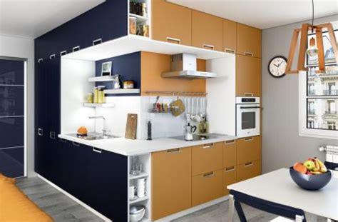 petites cuisines ouvertes amenager cuisine ouverte 2 cuisines modernes sur