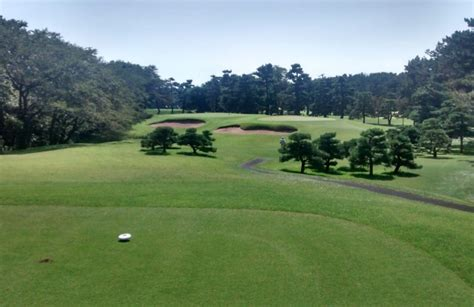 Golf Architecture The Two Green System In Japan Paul
