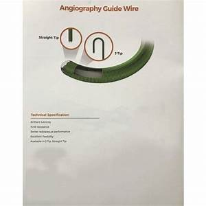 180cm Ptfe Angiography Guide Wire  Rs 490   Piece