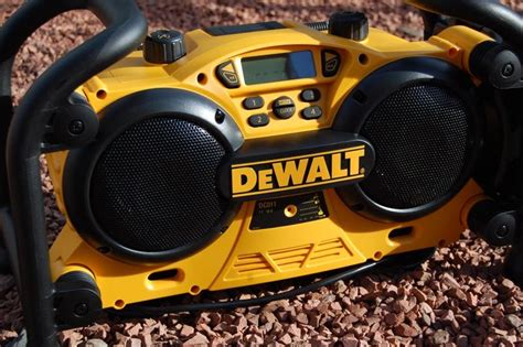 dewalt dc radio charger review pro tool reviews