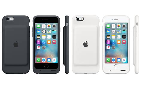 apple stellt original iphone  smart battery akku case vor