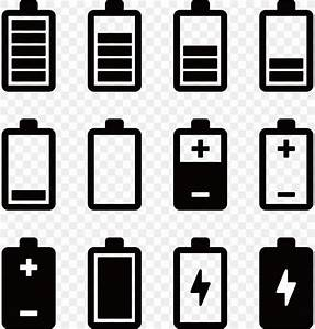 Battery Charger Icon  Png  811x860px  Battery  Black And