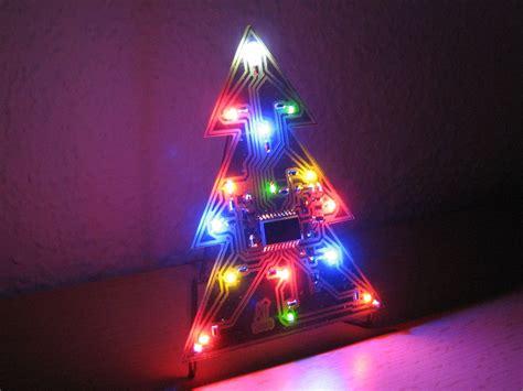 led weihnachtsbaum elektronikpage
