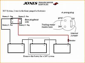 Shakespeare Trolling Motor Wiring Diagram