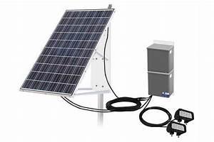 Batterien Für Solarlampen : 72w solar powered led light w 265w panel 2 36w led ~ Whattoseeinmadrid.com Haus und Dekorationen