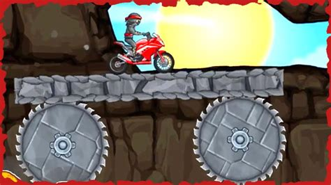 Moto X3m 3 Bike Race Game Mobile Gameplay Level (15-30