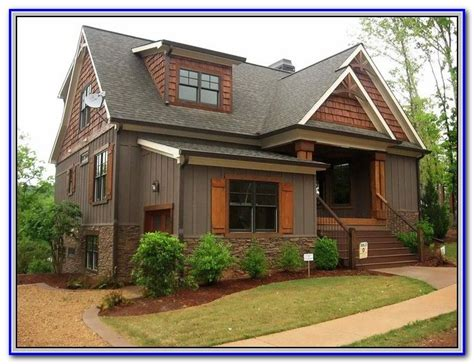 what is the most popular exterior house paint color