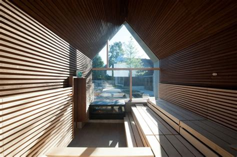 The Spa Complex In Germany by The Spa Complex In Germany Architecture Design Homeid