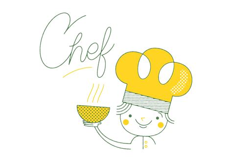 chef vector download free vector art stock graphics