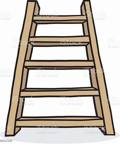 Ladder Stair Wooden Staircase Step Steps