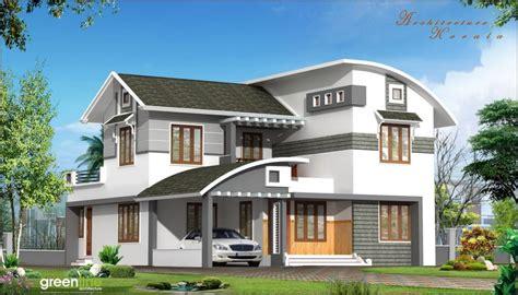 Architecture Kerala A Beautiful House
