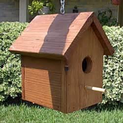 Bird House Design - Danstrom Archirecture