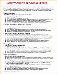 12 how to write a business proposal sample lease template With how to create a business proposal letter