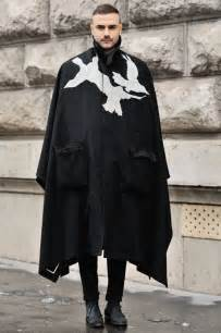 Winter Capes and Cloaks for Men
