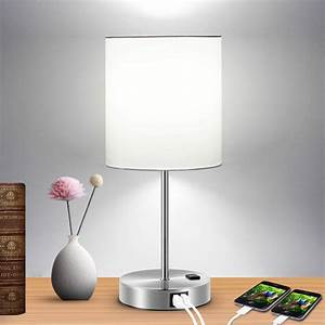 Touch, Control, Table, Lamp, 3