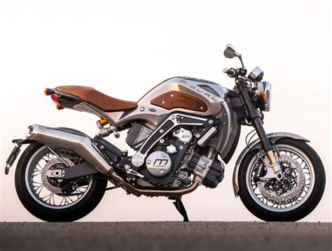Awesome Midual Type 1 Motorcycle Design Features Timeless