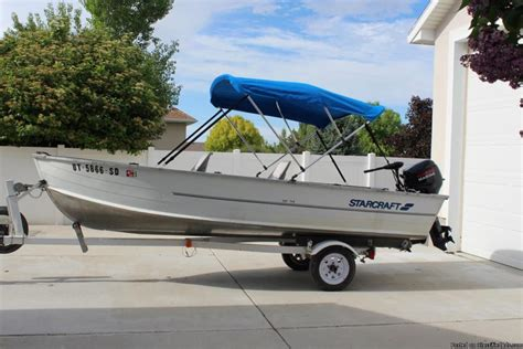 Aluminum Boats Utah by 18 Ft Aluminum Boats For Sale