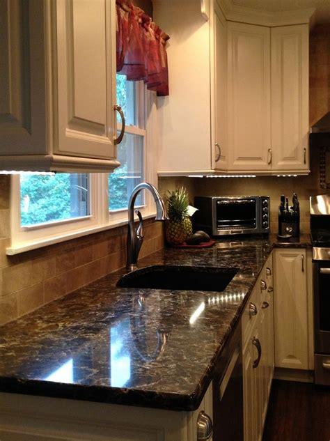 white millbrook kitchen  laneshaw quartz countertops