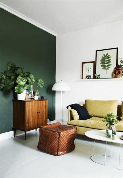 Living Room Accents Ideas by Houseplants Dekoideen Living Room Design Ideas Retro Look