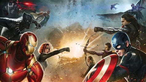 Fondos Capitán América Civil War Marvel, Wallpapers