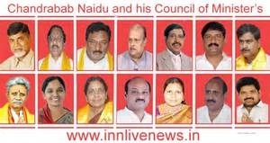 Cabinet Minister And Minister Of State Difference by List Of Cabinet Ministers Of Andhra Pradesh