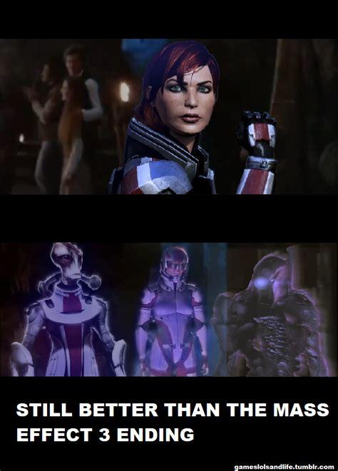 Meme Effect - your favorite mass effect memes memes