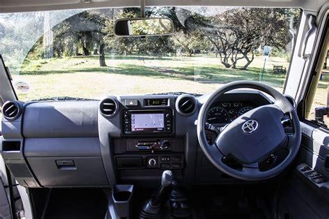 Toyota Land Cruiser Lx V8 Test Drive