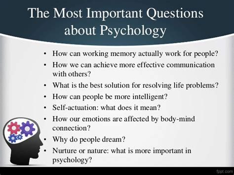 top  psychology research paper topics