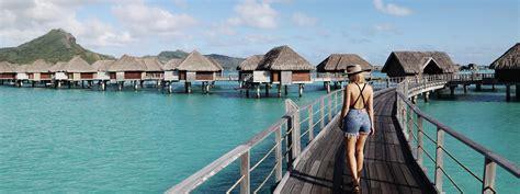 Bora Bora Honeymoon Escape 6 Nights Four Seasons Resort