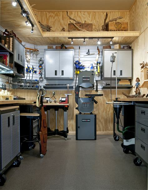 Quick And Easy Ways To Design Your Own Woodworking Shop Or