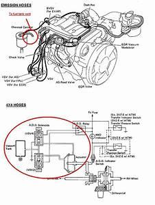 92 Toyota Pickup 22re Engine Diagram  U2022 Downloaddescargar Com