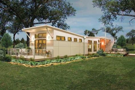 Affordable, Ecofriendly Green Modular Homes  Green Homes
