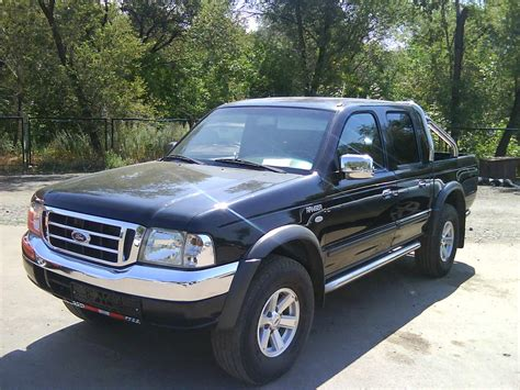 ford ranger   auto images  specification