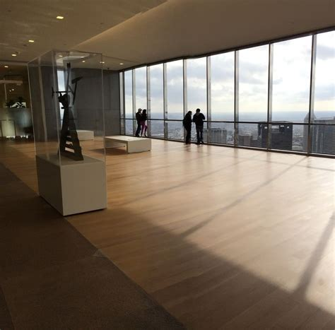 Jpmorgan Tower Observation Deck Hours by Jp Tower Sky Lobby Observation Deck Houston