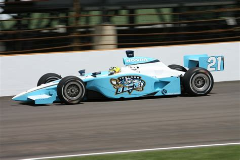 jacques lazier playa del racing irl indycar series photo