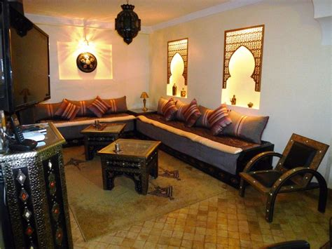 attrayant salon de jardin en fer forge marocain 14 tres villa berbere patios