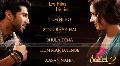 Aashiqui 2 Images With Quotes In Hindi