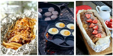25 Best Campfire Recipes  Easy Camping Food Ideas