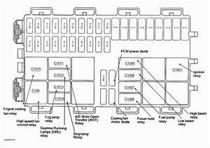 Ford Focu Wiring Schematic