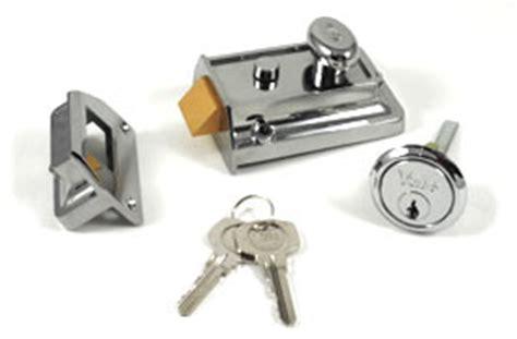 locks for doors that open outward yale 77 nightlatch 60mm outward opening door latch