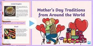 Mother's Day Traditions from Around the World PowerPoint - ROI