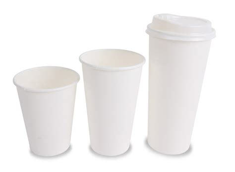 Brand new item , same day dispatch ,free fast delivery. Plain White Paper Cup Different Sizes Coffee Cups Biodegradable Unprinted Hot Cups - Buy ...