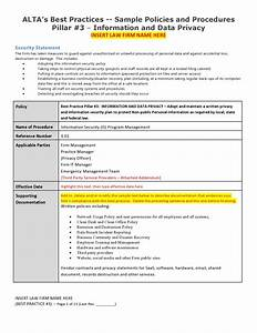 50 Free Policy And Procedure Templates   U0026 Manuals   U1405
