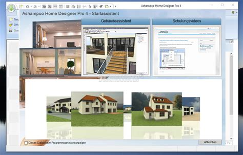 Ashampoo Home Designer Pro 4  Kurz Angeschaut Und