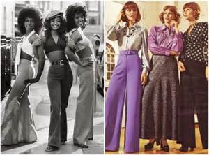 70s Fashion Trends Women