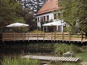Geländer Holz Terrasse : gropper holz im garten ~ Watch28wear.com Haus und Dekorationen